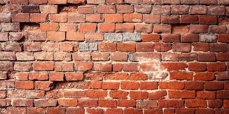 Common Wall Construction : Common causes of spalling bricks how to fix crumbling