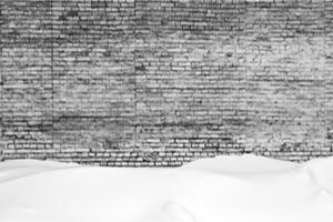 Frost Damaged Brick