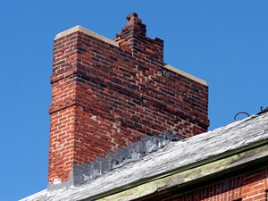 Chimney Needs Repair