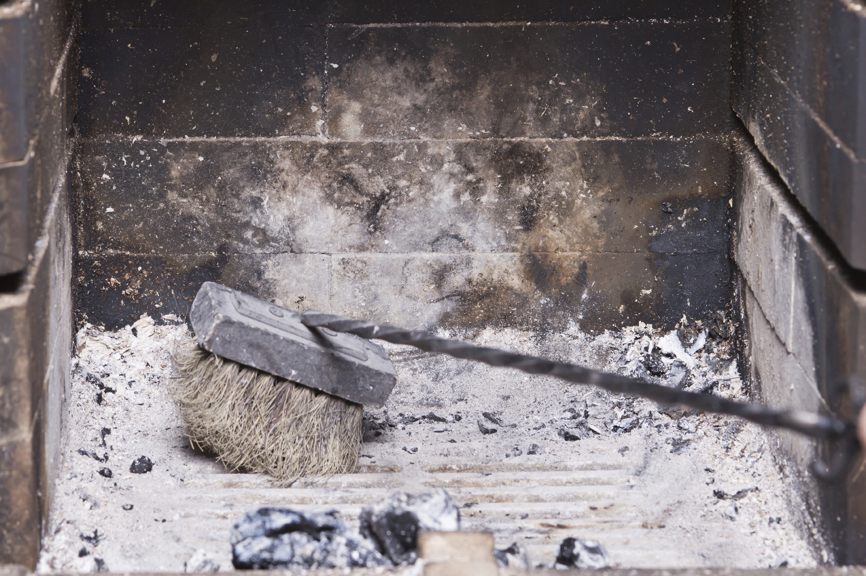 Fireplace Trap Door How To Clean Your Chimney Box Without The Mess