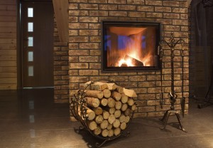 How to restore brick fireplace to look like new tuck - How to make a brick fireplace look modern ...