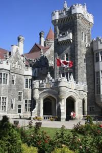 Casa Loma in Toronto, Ontario, Canada