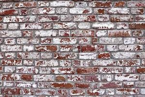 Efflorescence on brick masonry