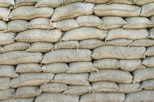 Protecting Your Foundation with sandbags