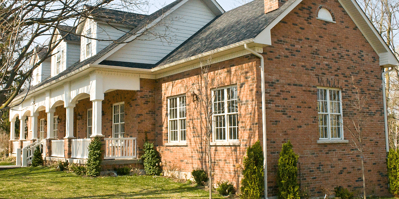 Do Brick Homes Stay Cooler In The Summer?