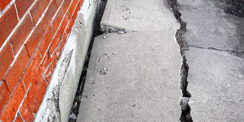 Most Common Concrete Sidewalk Repairs In Toronto