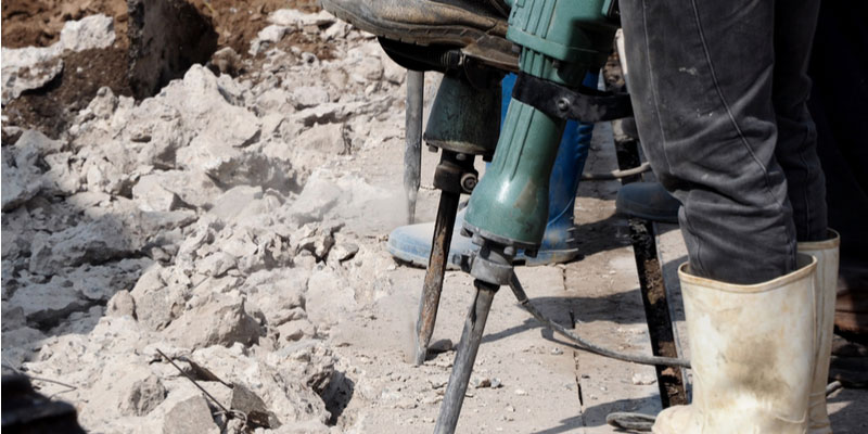 5 Signs it's Time for Concrete Demolition