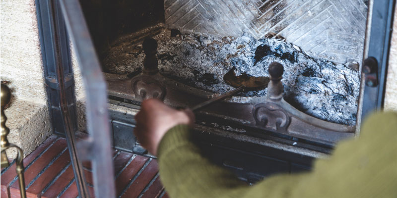 How to Prep Your Fireplace for Spring & Summer