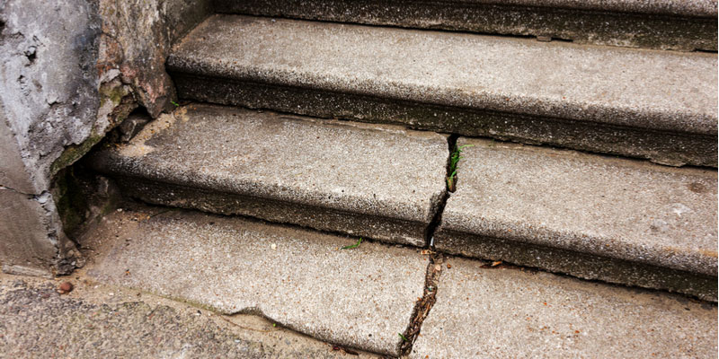 Toronto Concrete Step Repair: How it's Done