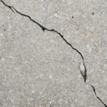 Garage Floor Cracks – What Causes Them?