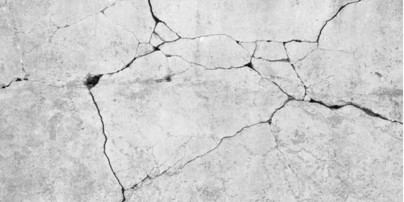 6 Types of Concrete Cracks