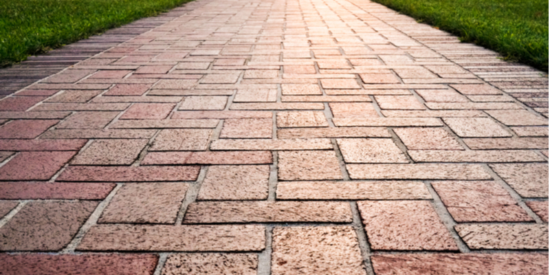 How to Make Brick Walkways Last Longer, Even in Toronto's Winter Weather