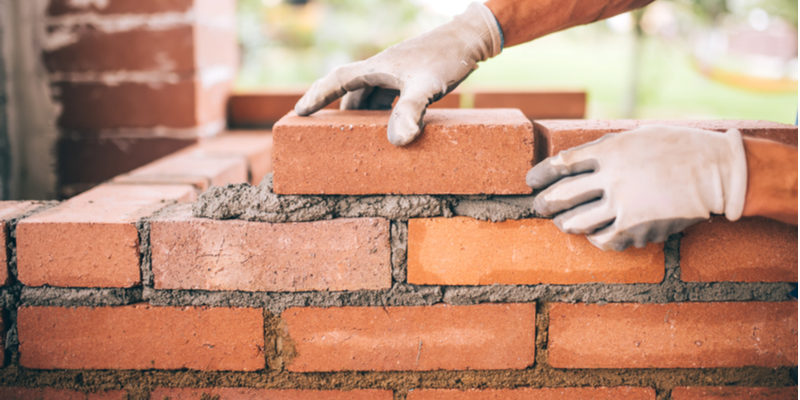 How High Can a Single Brick Wall be Built?