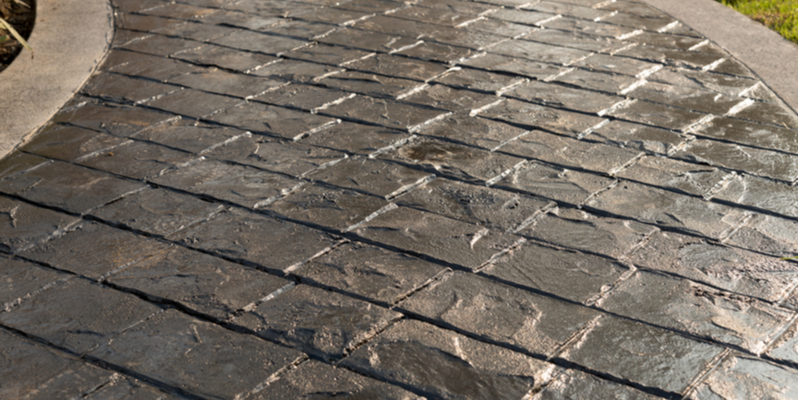 Decorative Concrete is More Popular than Ever