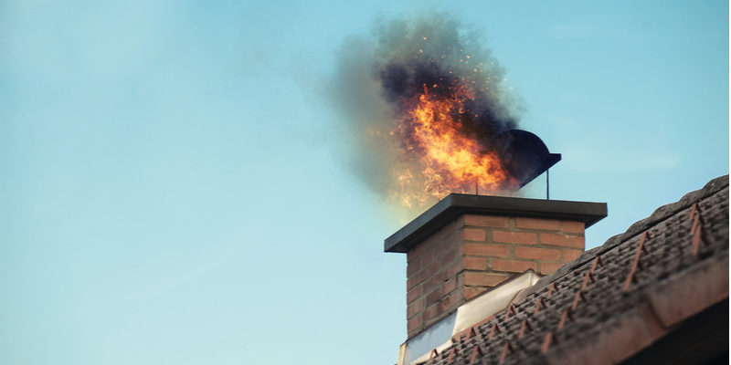 How to Avoid Chimney Fires this Winter