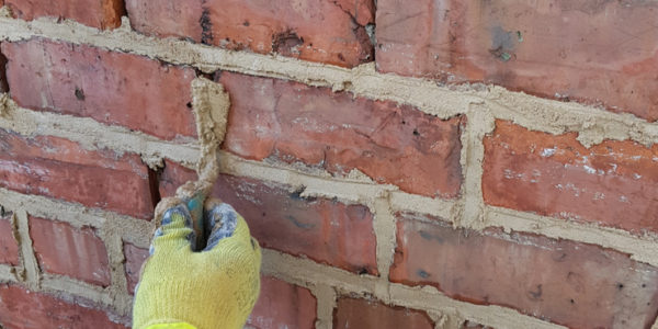 Repointing or Replacing?
