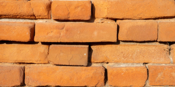 Bulging or Bowed Bricks