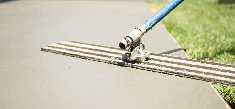 Consider these Helpful Hints Before Starting a Concrete Patio