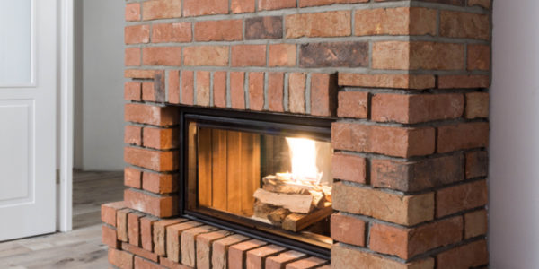 Restore Beauty to Your Brick Fireplace
